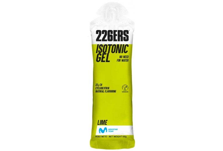 226ers Isotonic Gel - Citron