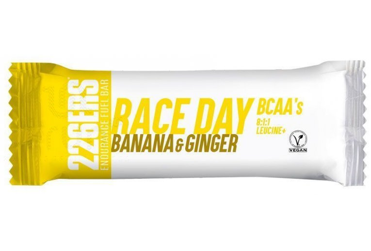 226ers Race Day BCAAs - Banane et gingembre