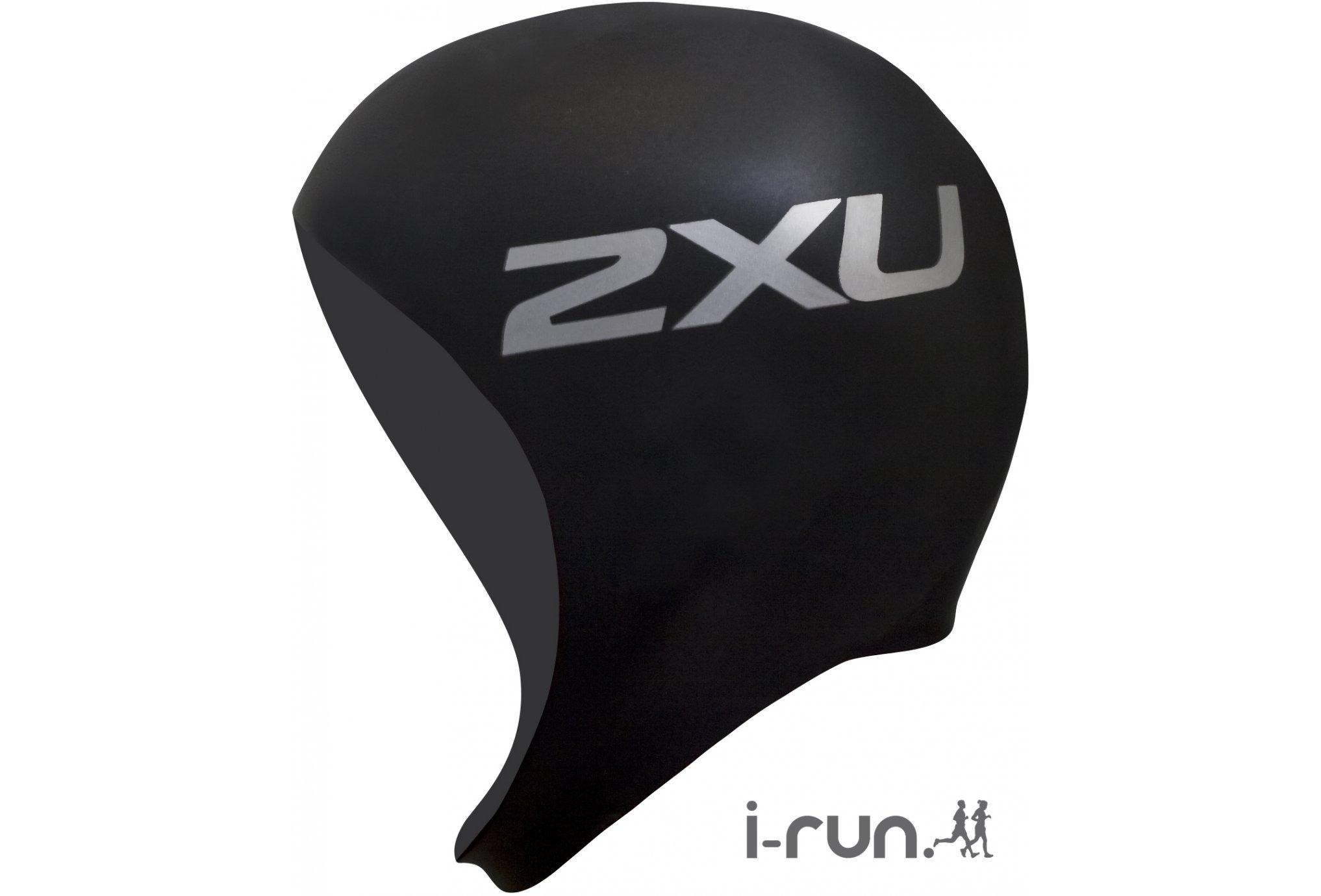 2xu Bonnet neoprene swim triathlon-Natation