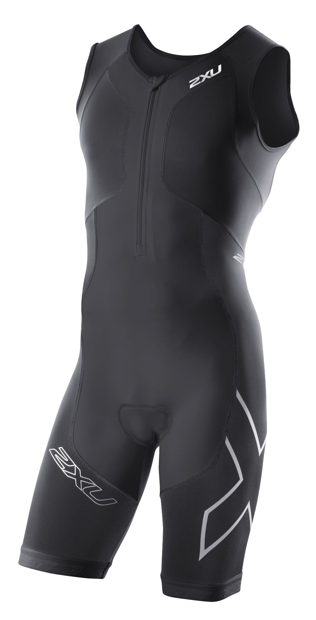 2XU Combinaison G:2 Compression Trisuit M v�tement running homme