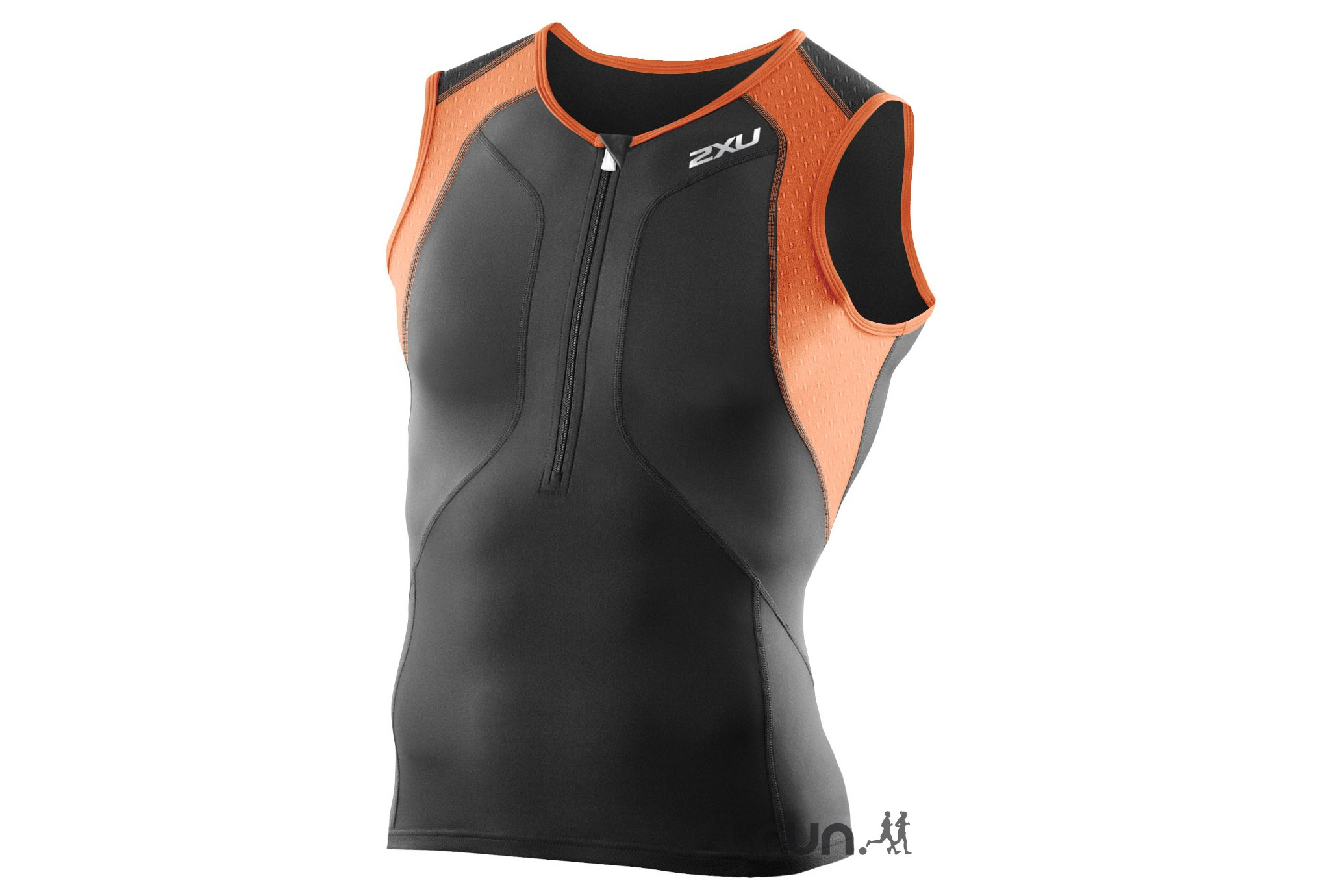 2xu Débardeur perform compression tri m vêtement running homme