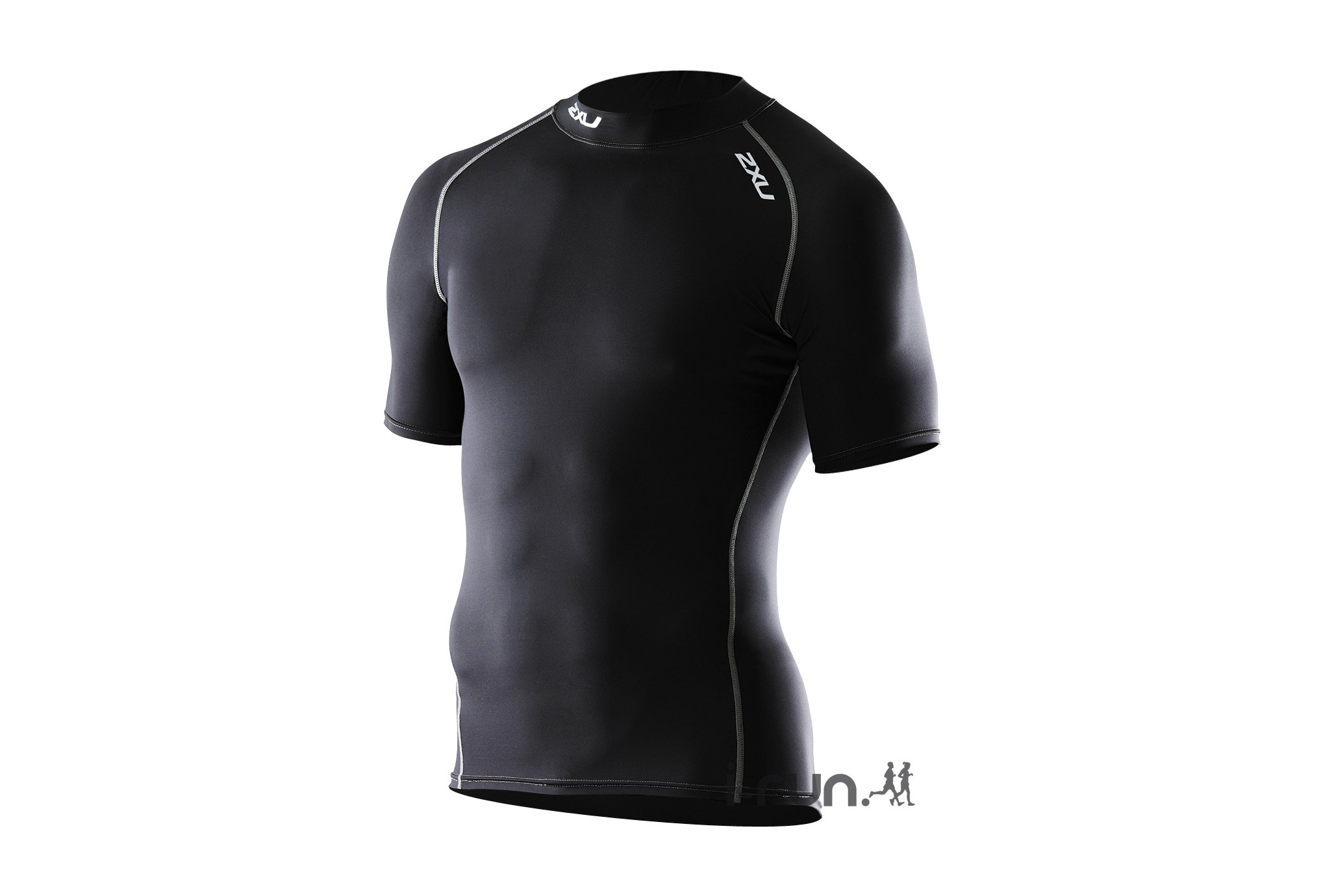 2xu Elite s/s perform compression m vêtement running homme