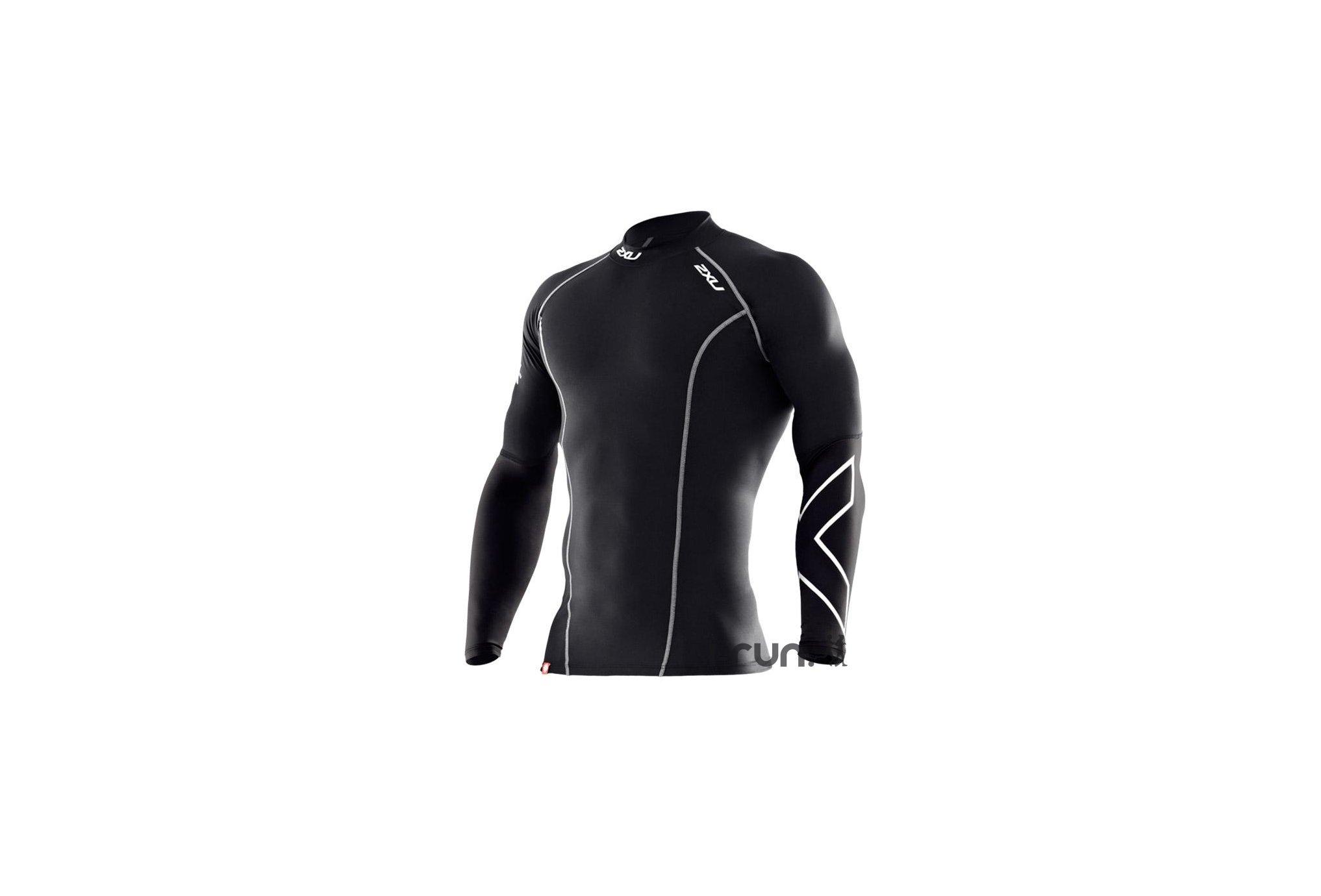 2xu Tee-Shirt l/s thermal compression m vêtement running homme