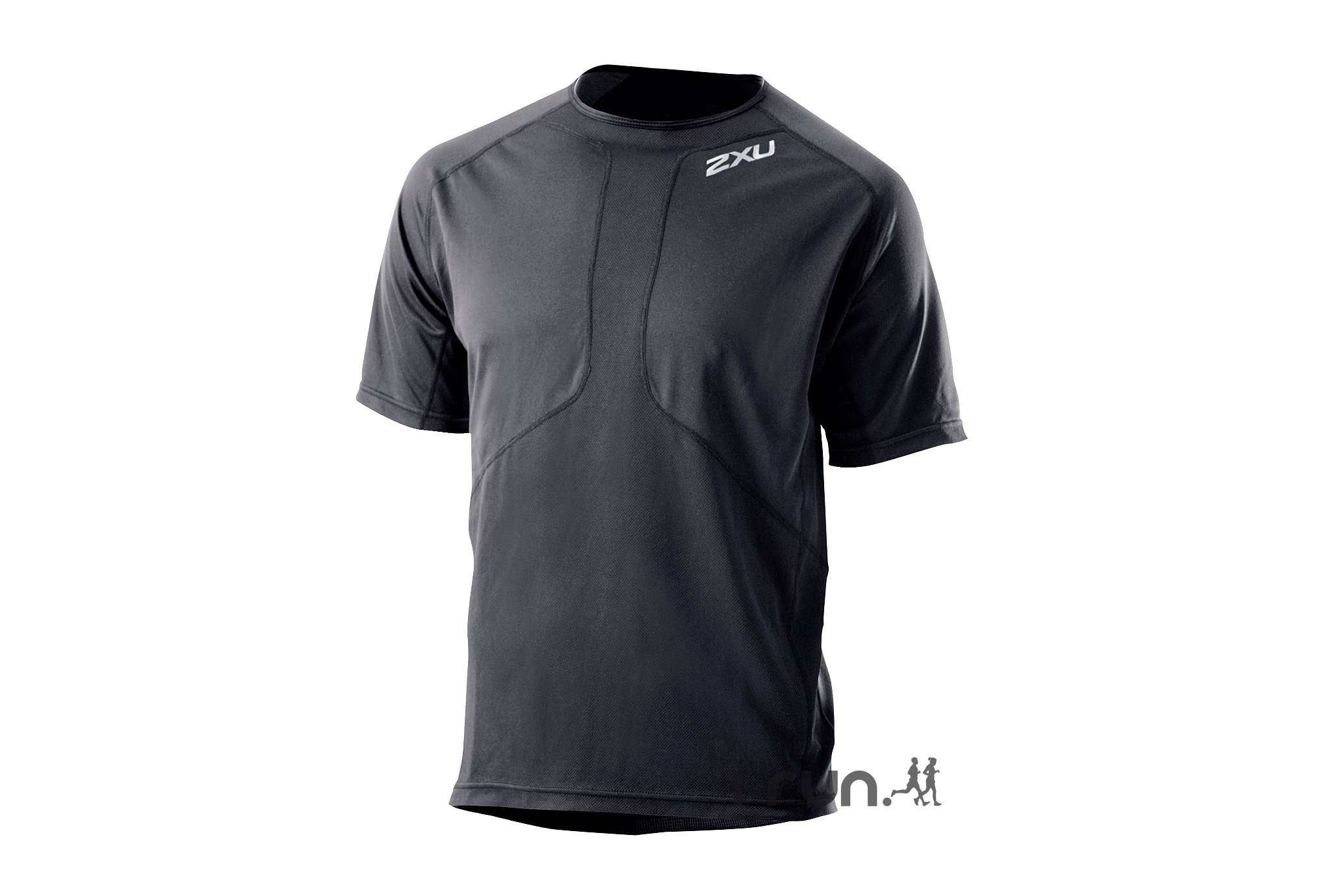 2xu Tee-Shirt s/s comp run m vêtement running homme
