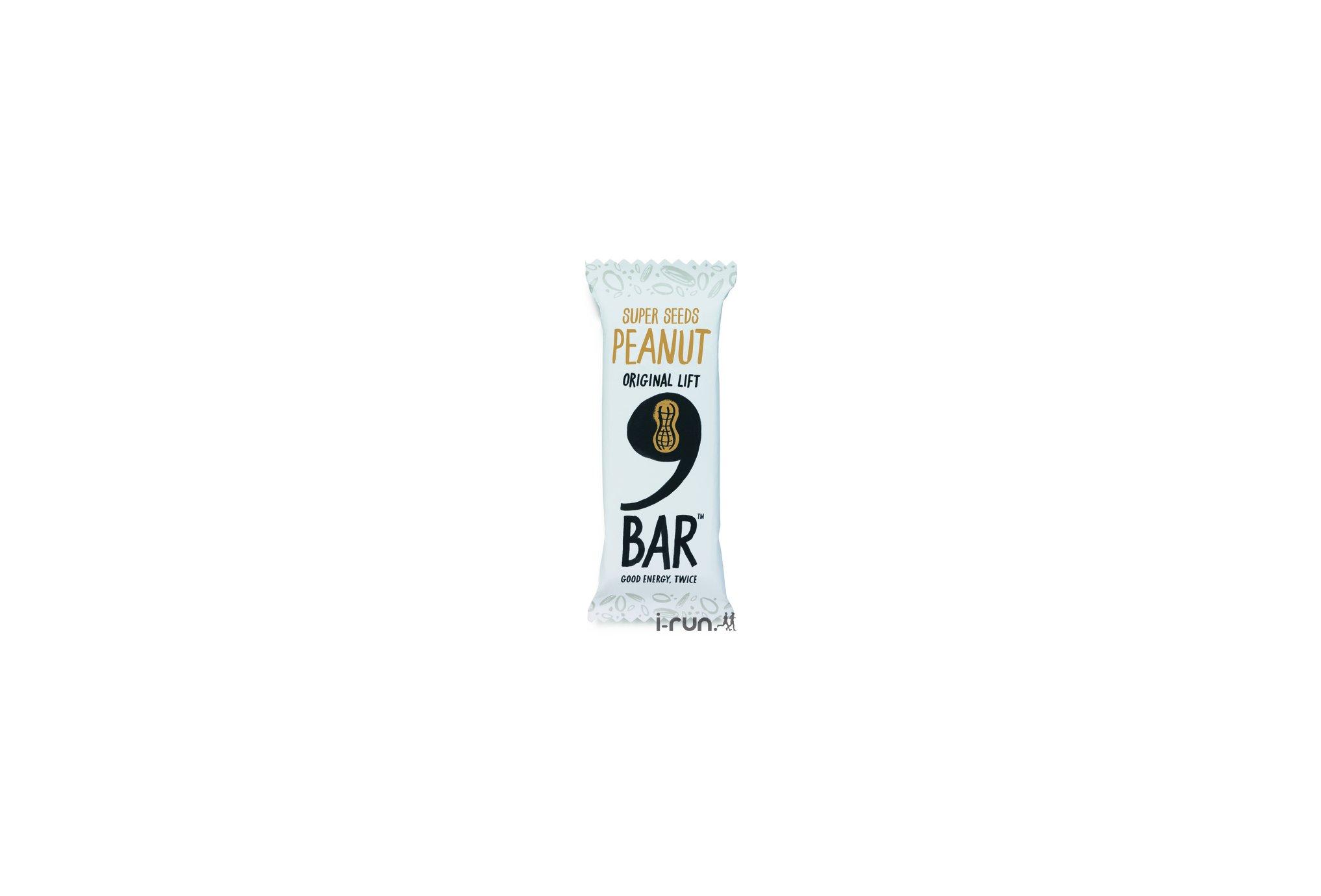 9bar Barre énergétique cacahuète diététique barres