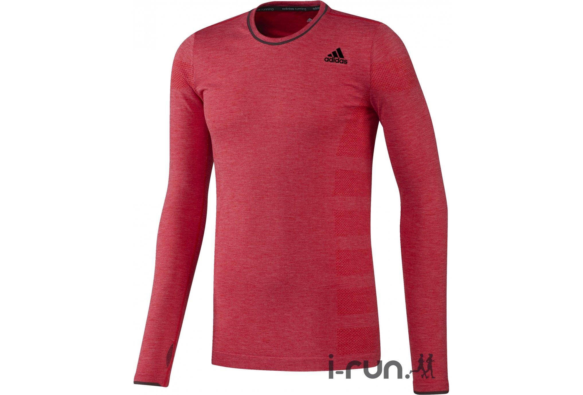 Adidas Adistar primeknit m vêtement running homme