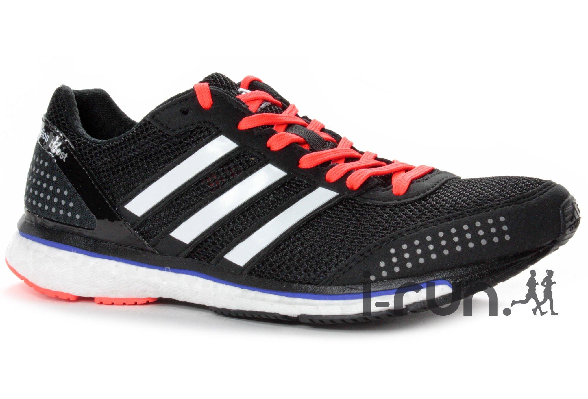 Adidas Adizero adios boost 2 w diététique chaussures femme