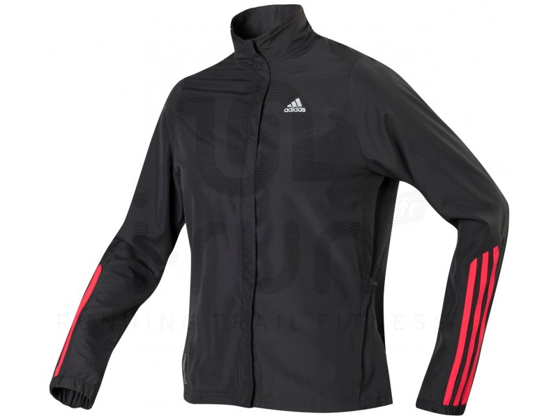 adidas coupe vent rsp ds wind jacket w pas cher v tements femme running vestes coupes vent. Black Bedroom Furniture Sets. Home Design Ideas