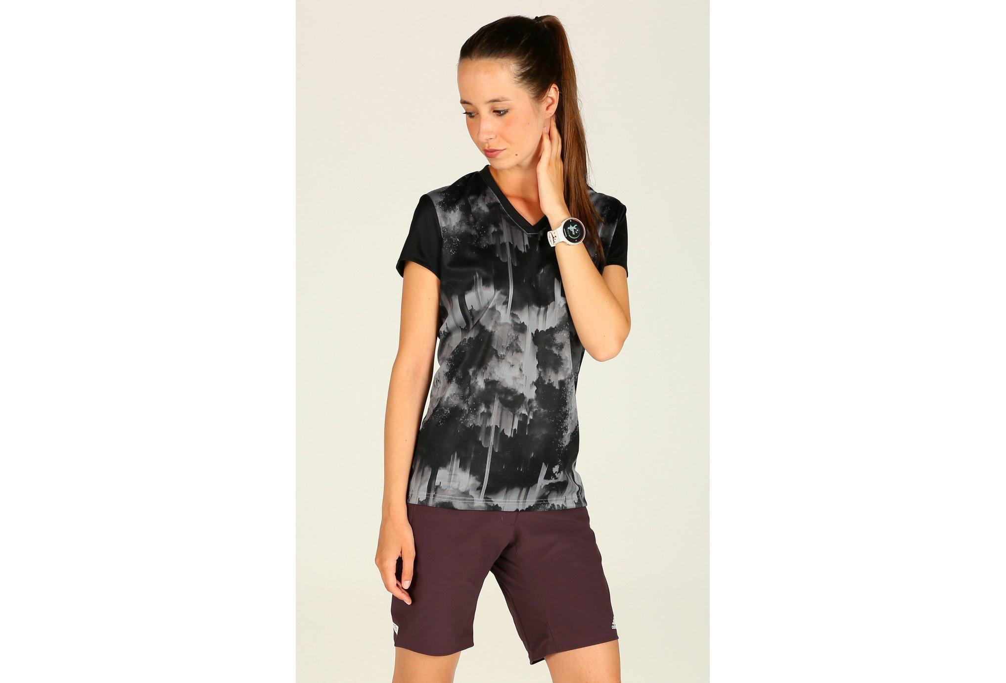 Adidas Graphique response q4 w vêtement running femme