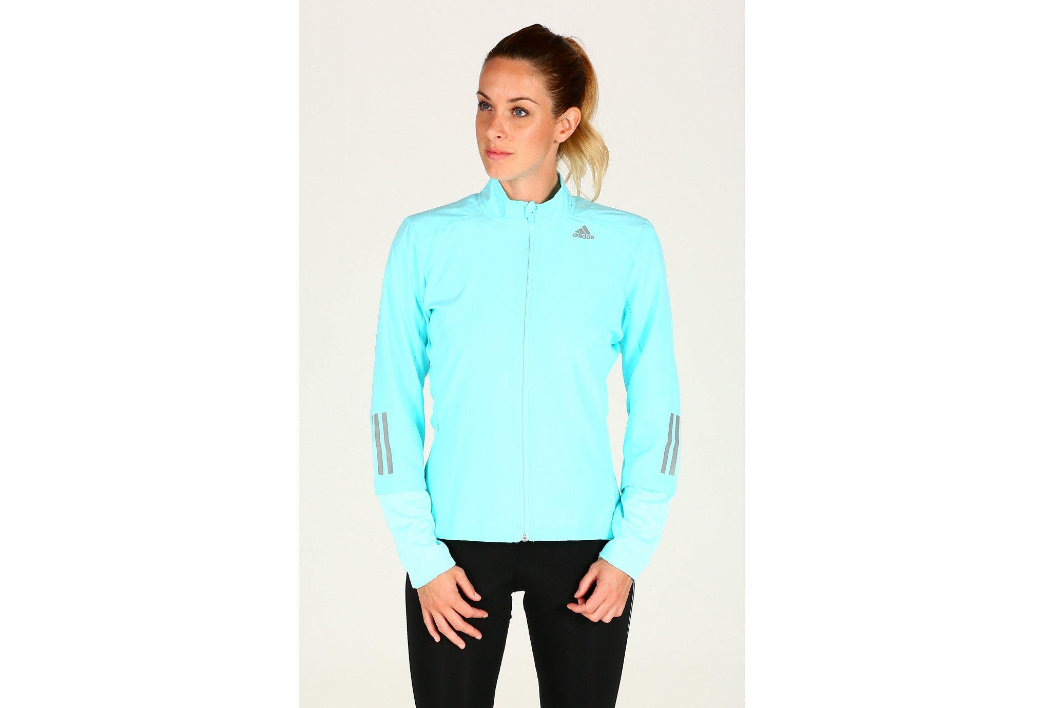 Adidas Response wind w vêtement running femme