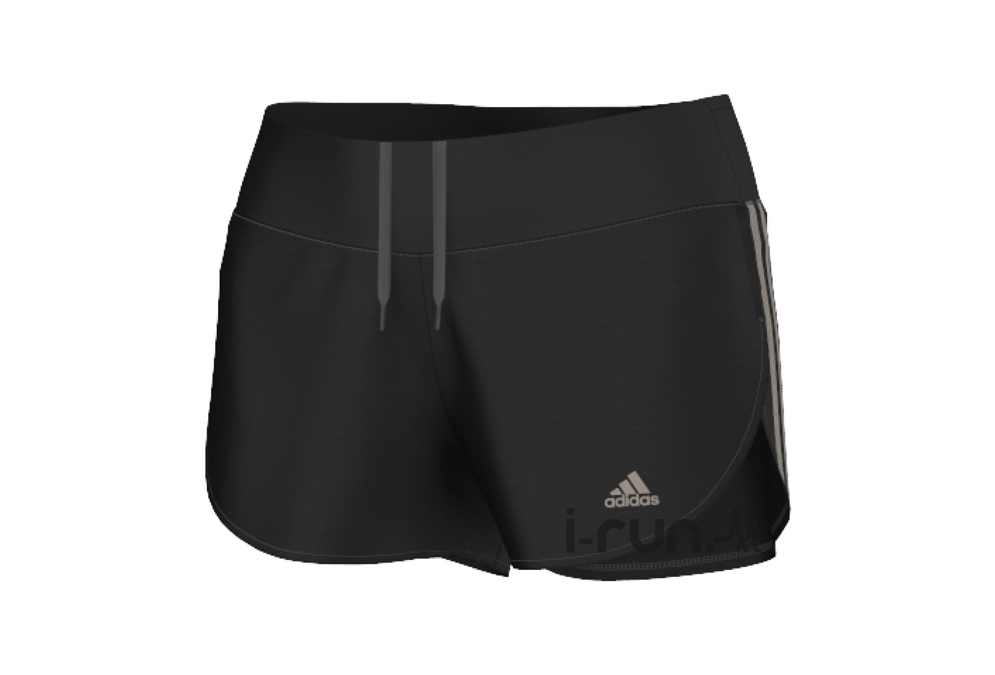adidas Short adizero Split W vêtement running femme