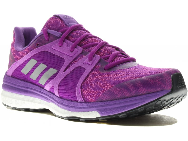 new concept 13ac6 22c46 ... adidas supernova sequence boost 9 w chaussures running femme 130944 1 fb