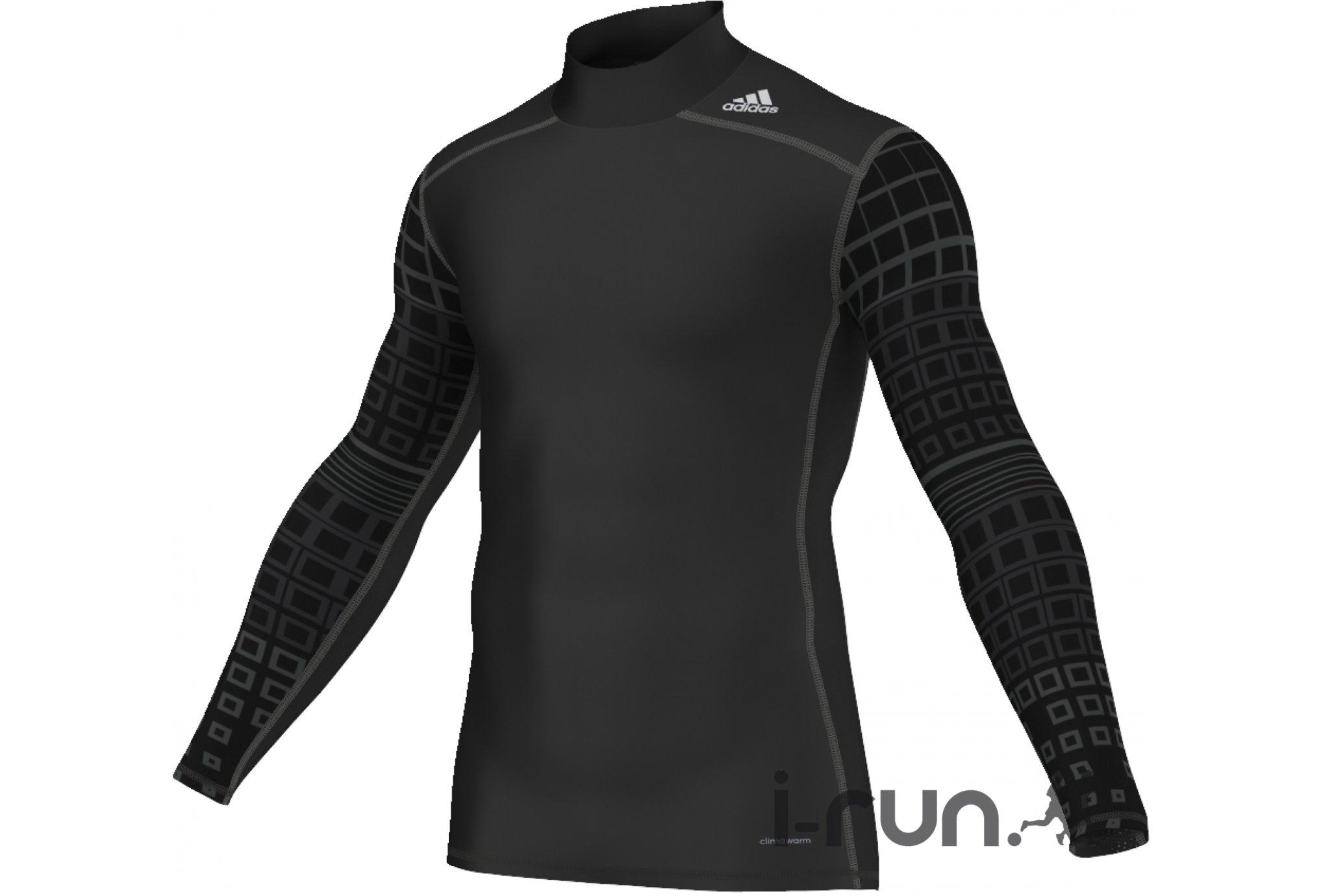 Adidas Techfit base m vêtement running homme