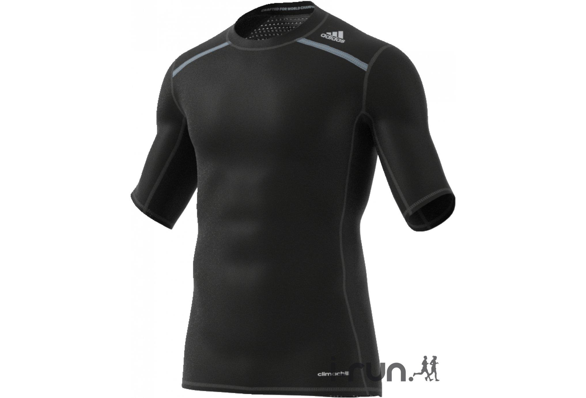 Resathlon adidas Tee Shirt 34 Techfit Chill M vêtement