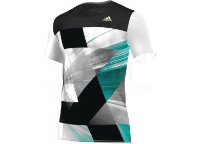 Homme Homme Tee Running Adidas Shirt adidas T mvwN8n0