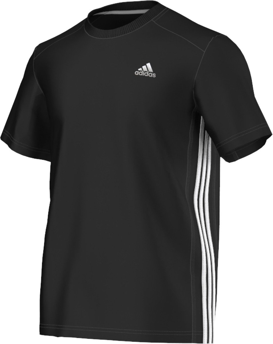 adidas Tee-Shirt Essentials 3S Mid M v�tement running homme