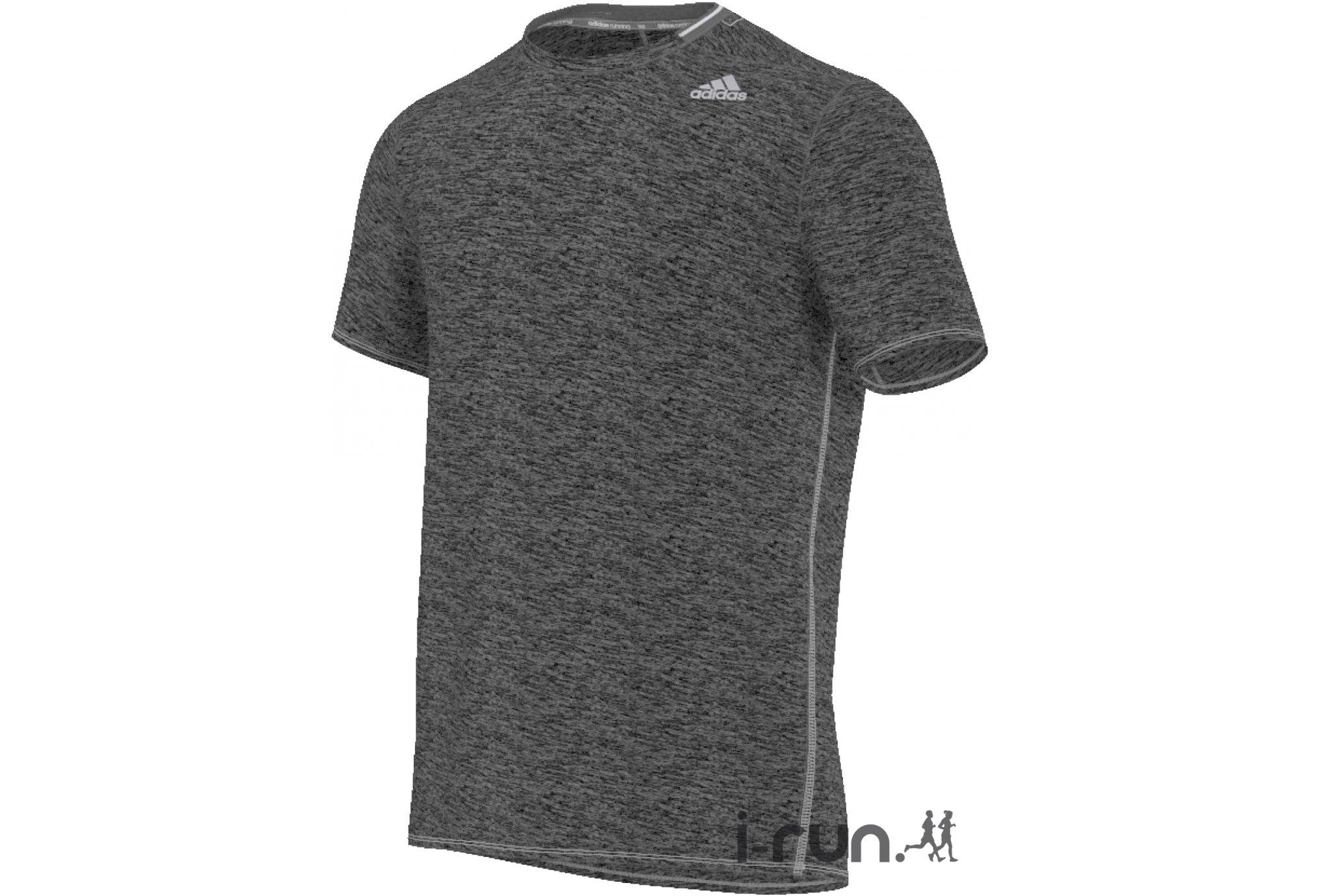 adidas Tee-shirt Supernova ClimaLite M vêtement running homme