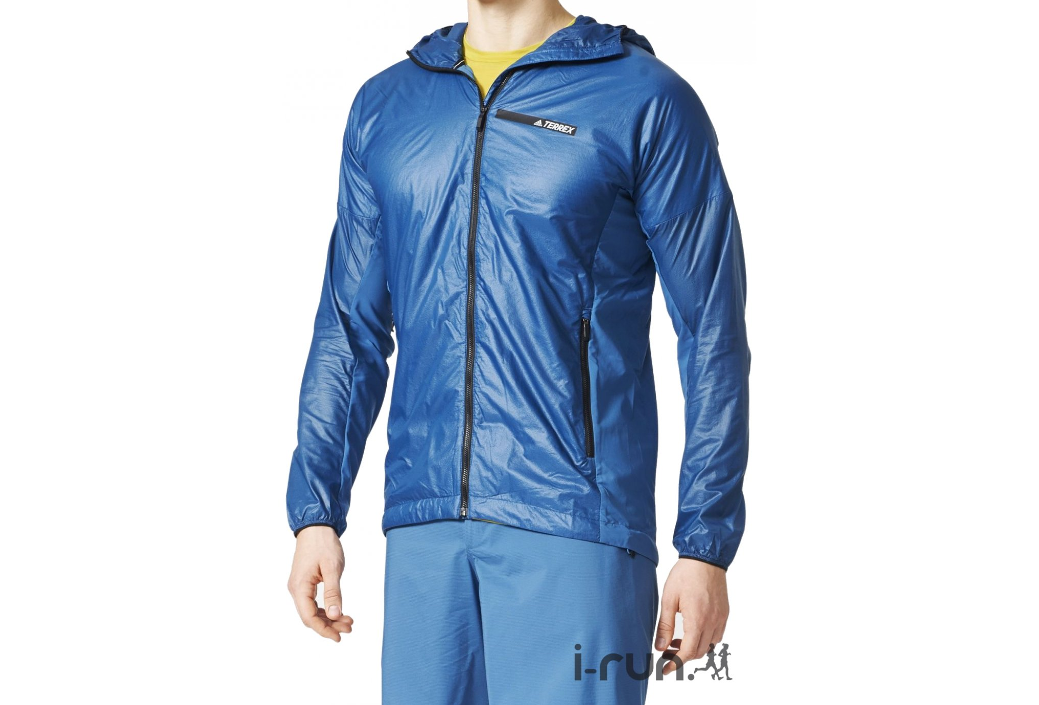 Adidas Terrex agravic alpha hooded shield m vêtement running homme