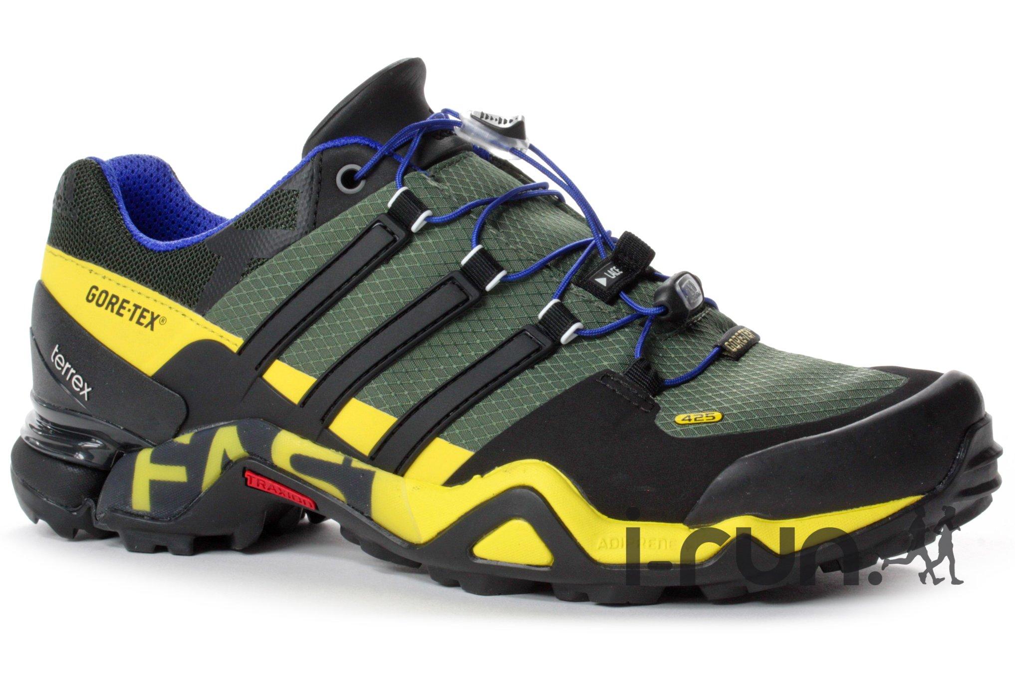 Adidas Terrex Fast X FM Mid GTX Gore Tex Chaussures de
