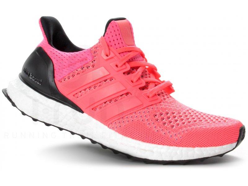 adidas ultra boost w pas cher chaussures running femme running route en promo