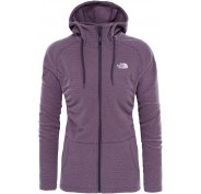 The North Face Mezzaluna FZ Hooded W