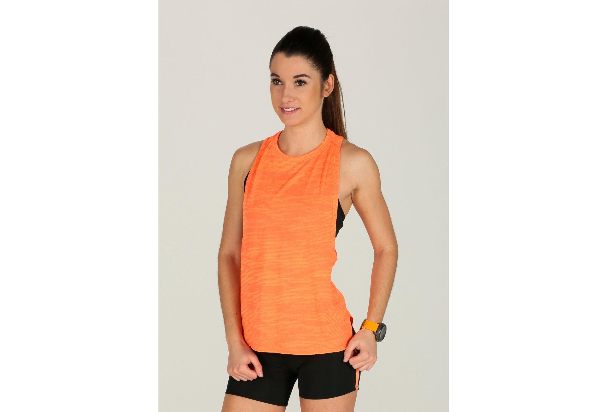 Adidas Aeroknit boxy w vêtement running femme