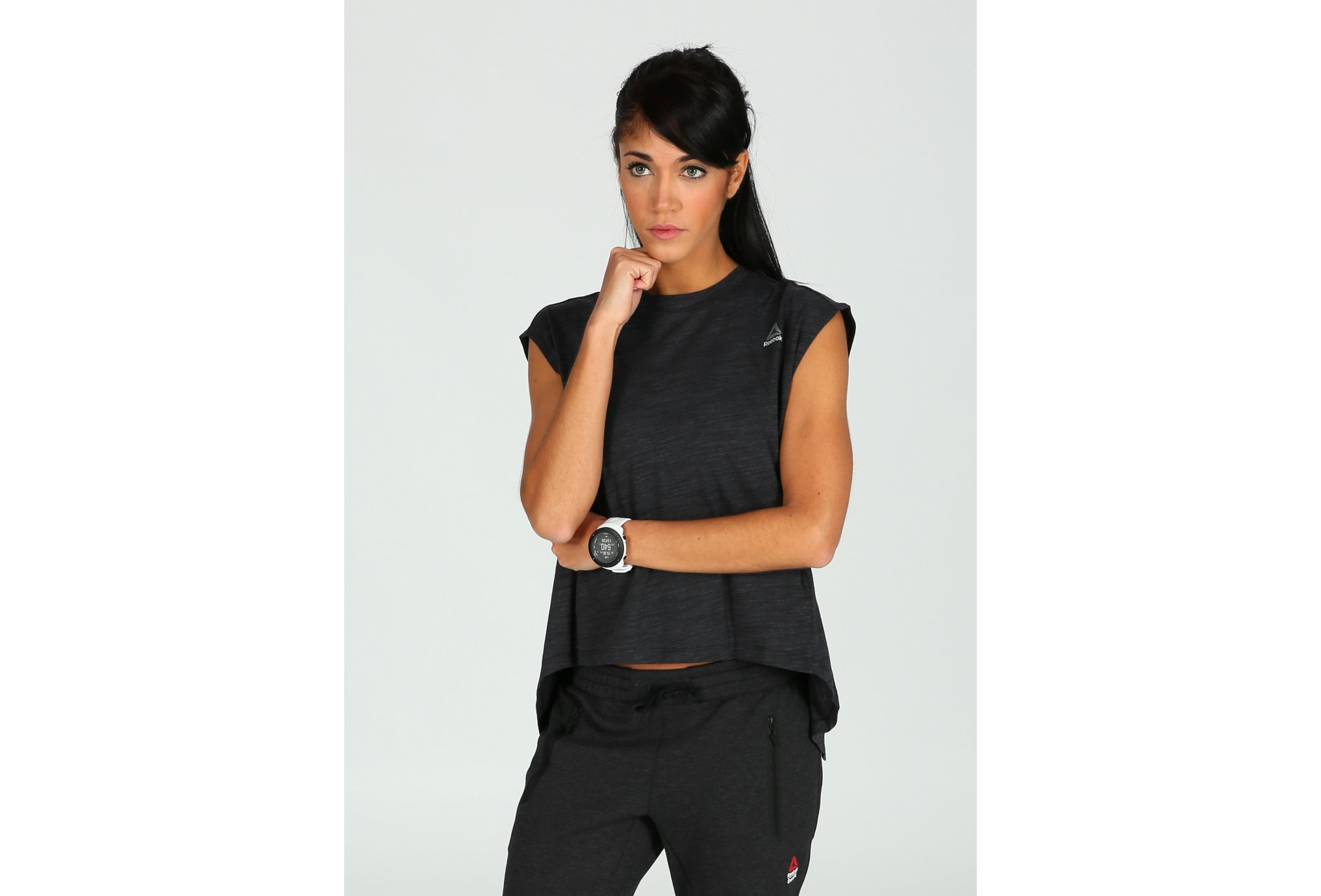 Reebok Elements Marble W vêtement running femme