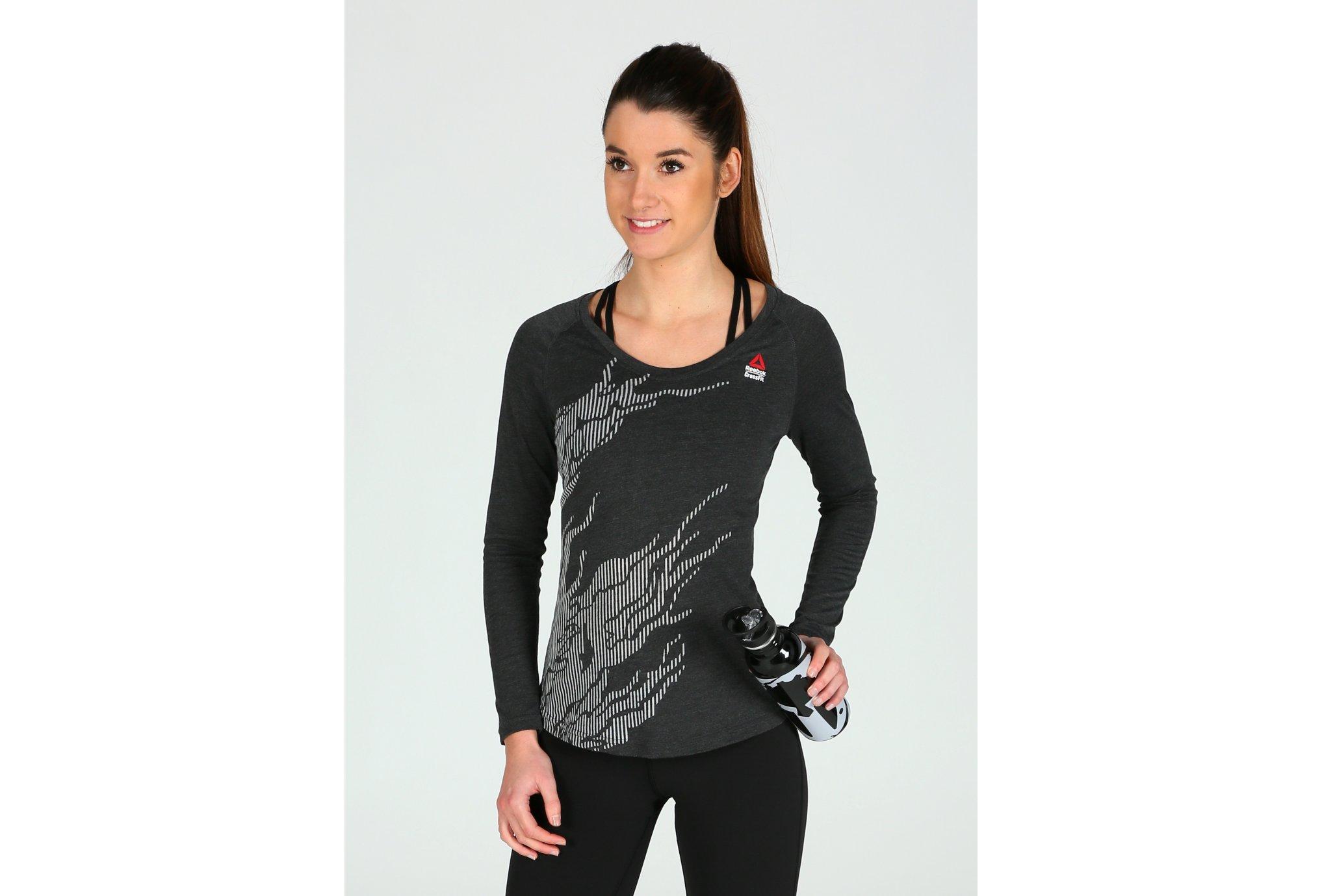 Reebok Burnout W vêtement running femme
