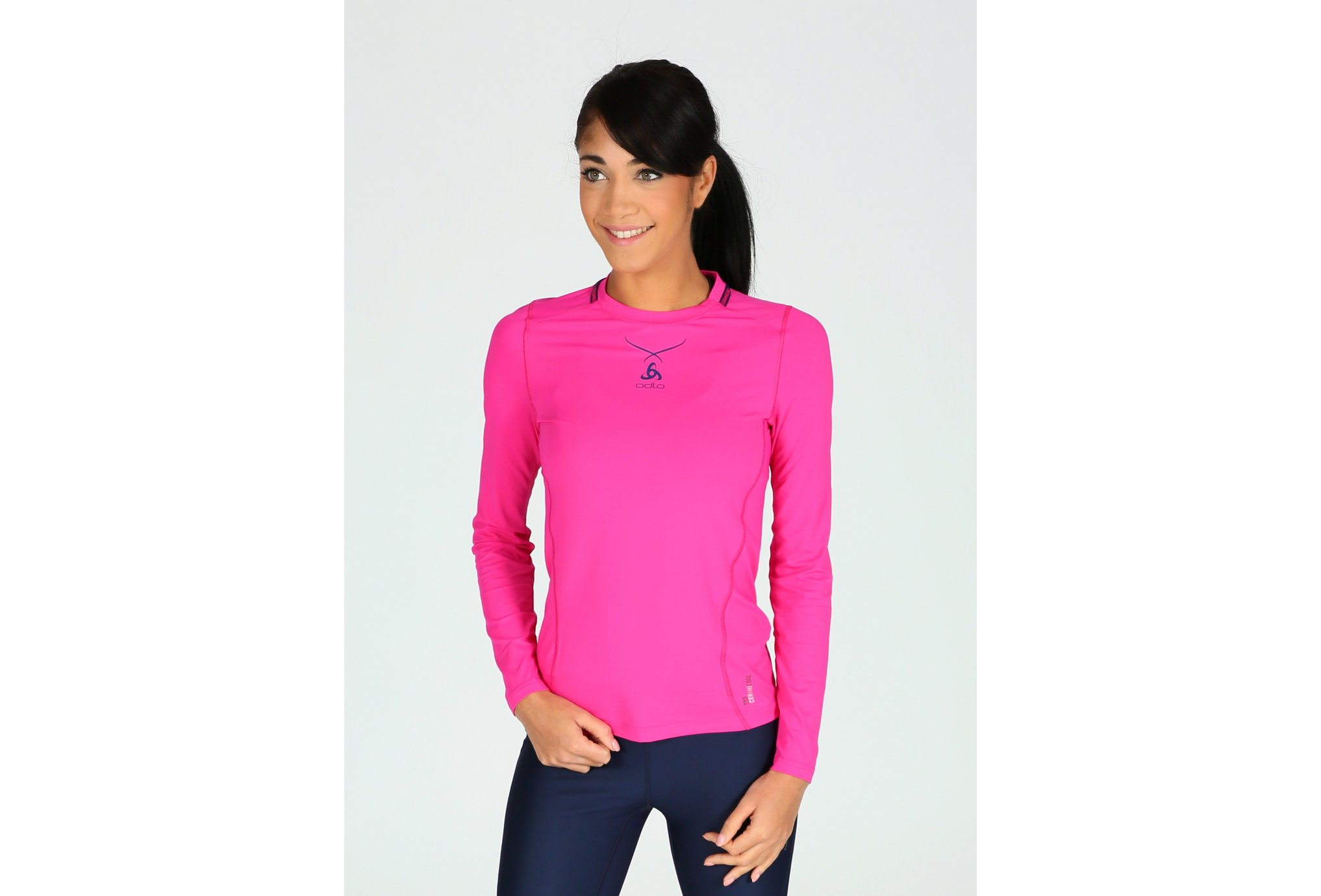 Odlo CeramiCool Pro W vêtement running femme