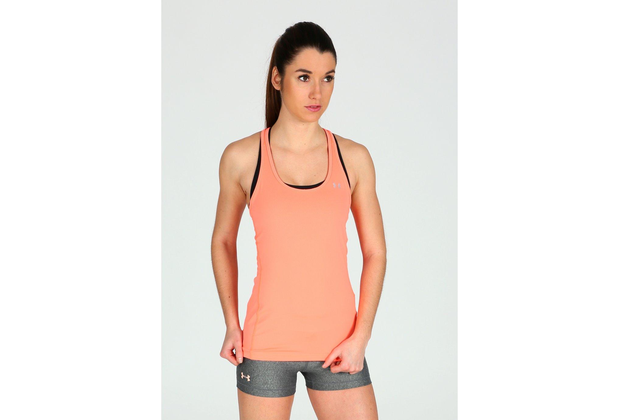 Under Armour HeatGear Racer W vêtement running femme
