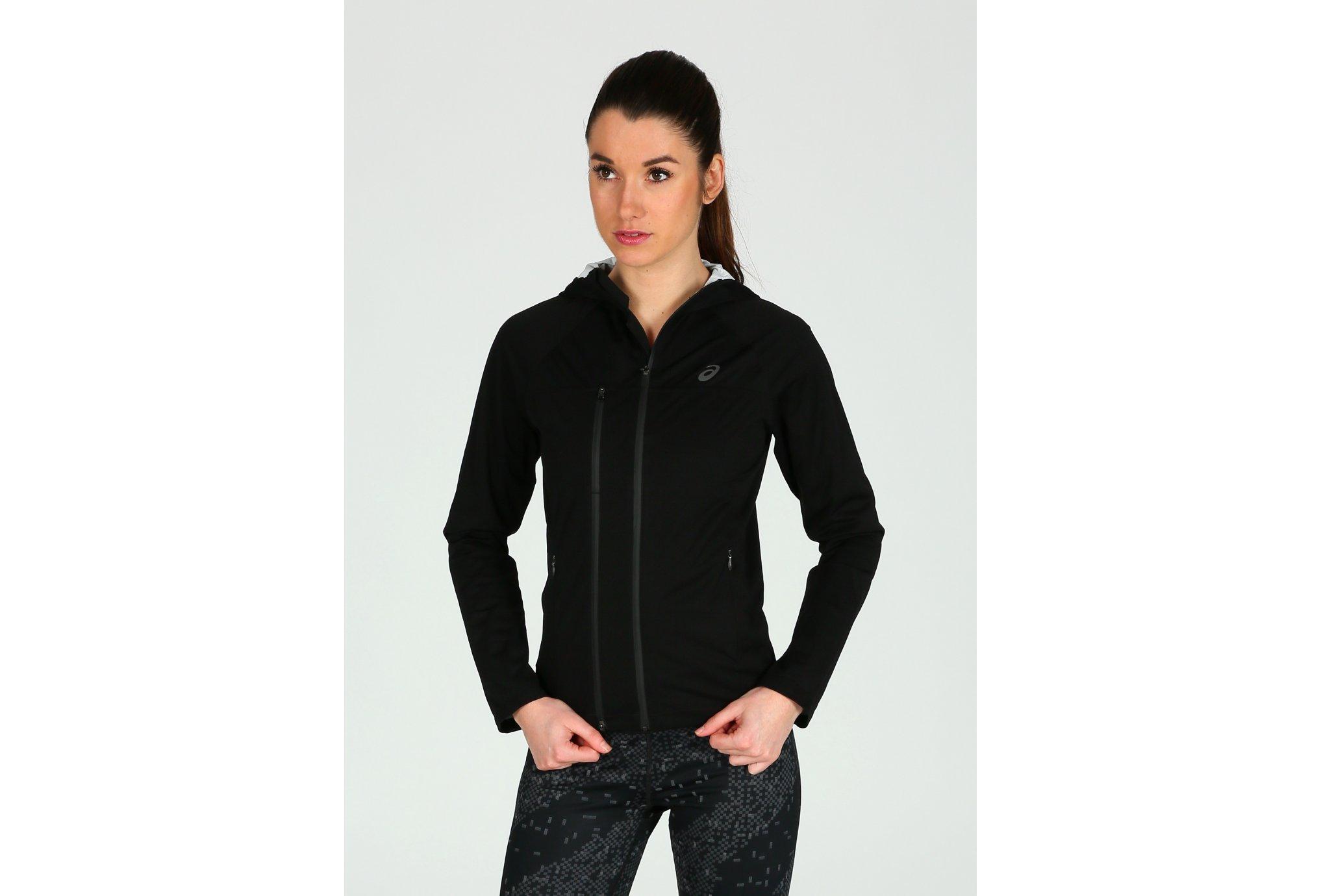 Asics Accelerate jacket w vêtement running femme