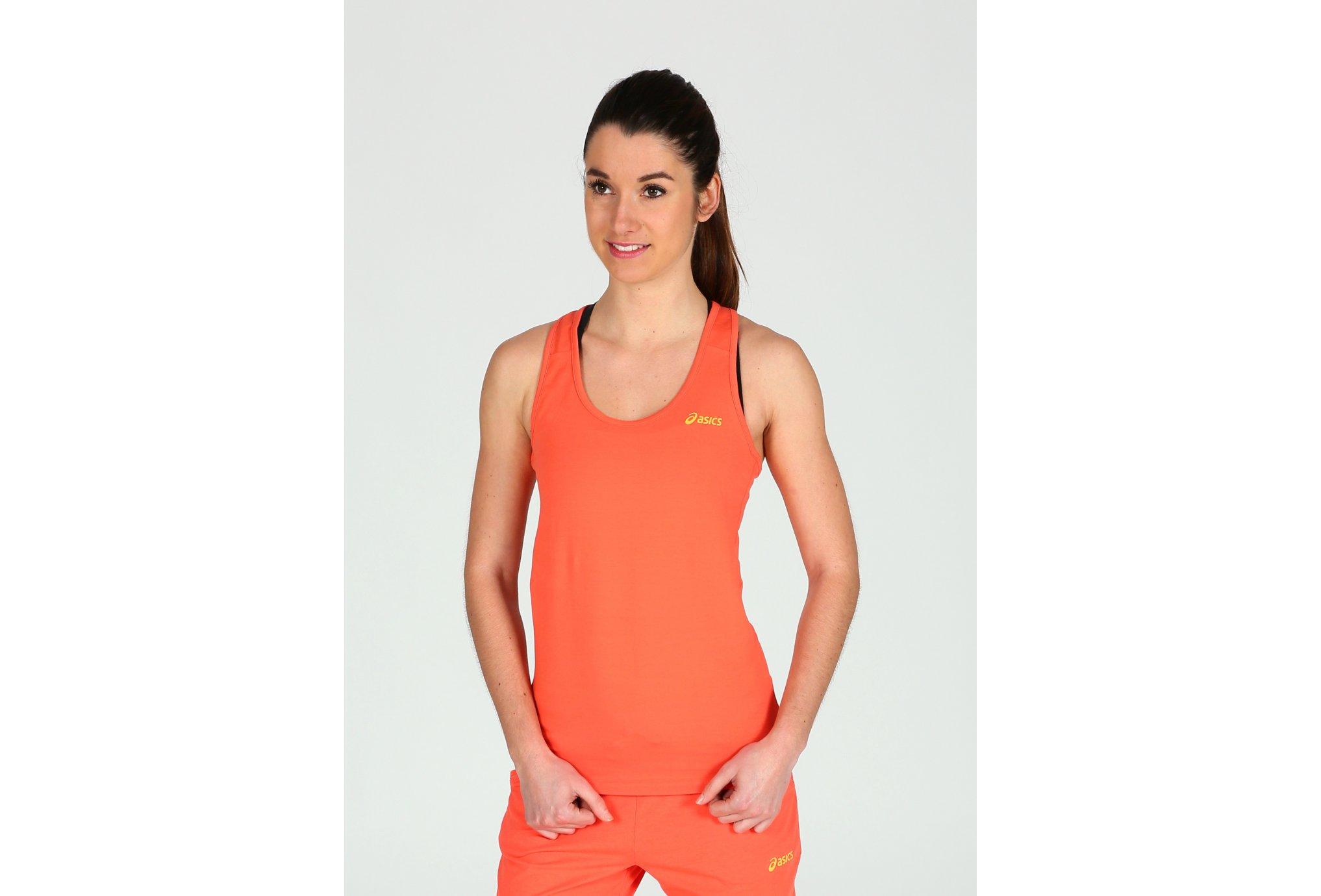 Asics Débardeur Top W vêtement running femme