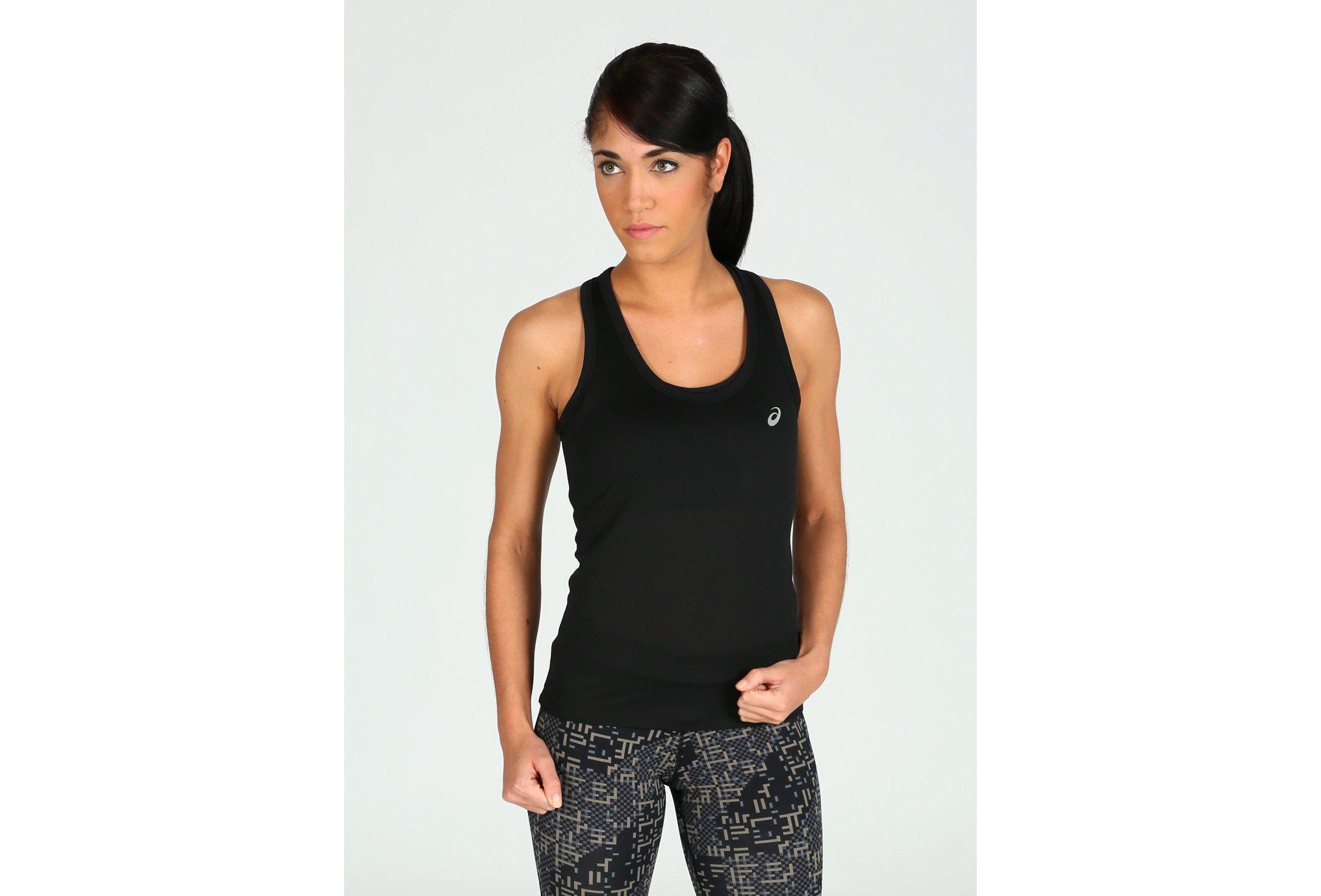 Asics Tank Top W vêtement running femme
