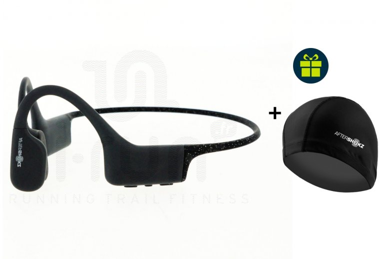 Aftershokz Pack Xtrainerz + Bonnet de bain offert