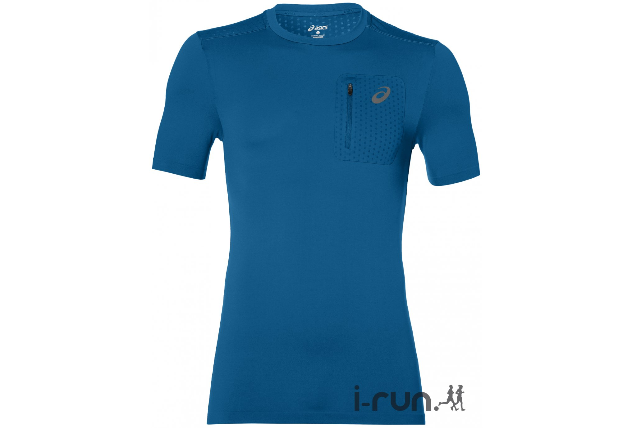 Asics Elite SS Top M vêtement running homme