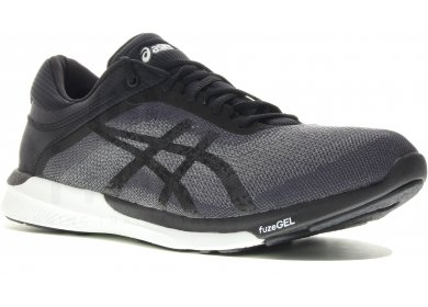asics chaussures running fuze x homme
