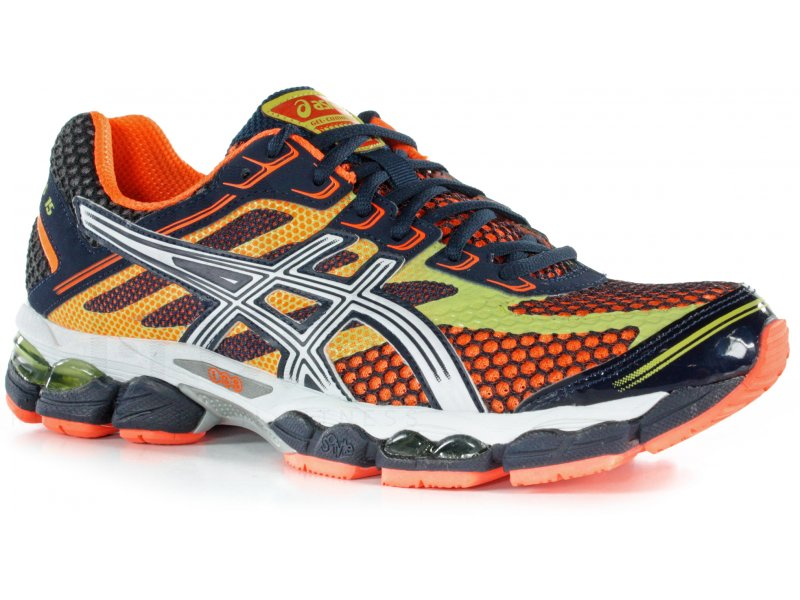 Gel 20 Orange Cumulus Asics Homme DYeIb2HWE9