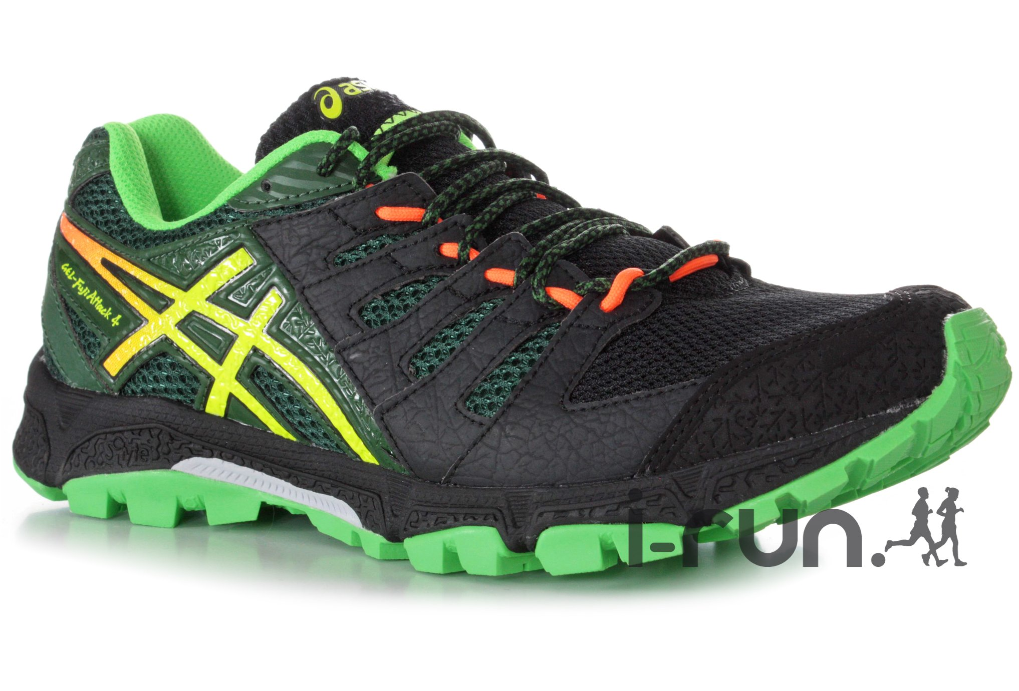 4n1vva 2 Presentiment At Chaussures Fuji Running Trail Attack Asics YgTfwq