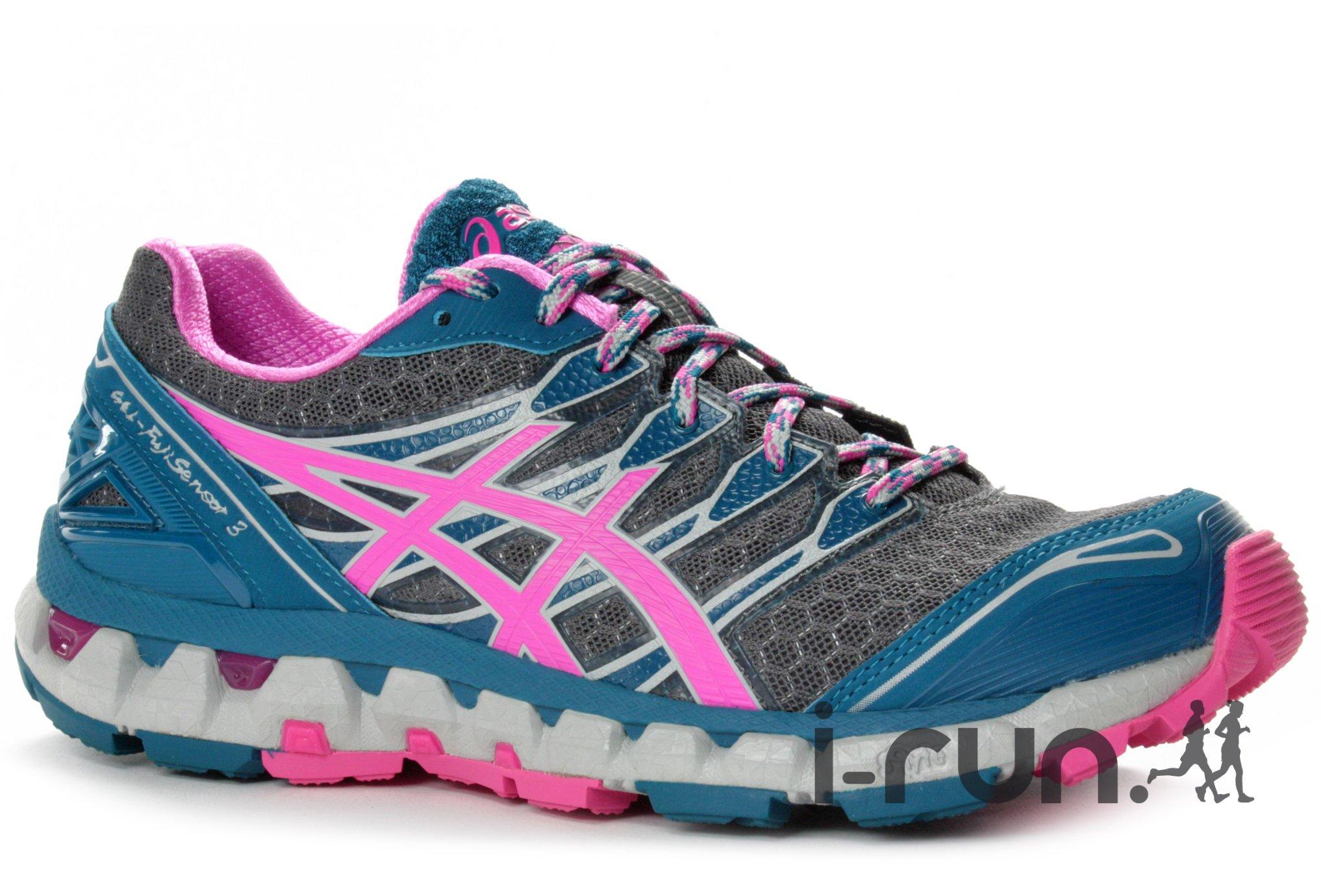 Asics Gel fuji sensor 3 w diététique chaussures femme