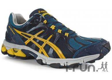 chaussure trail asics fuji sensor
