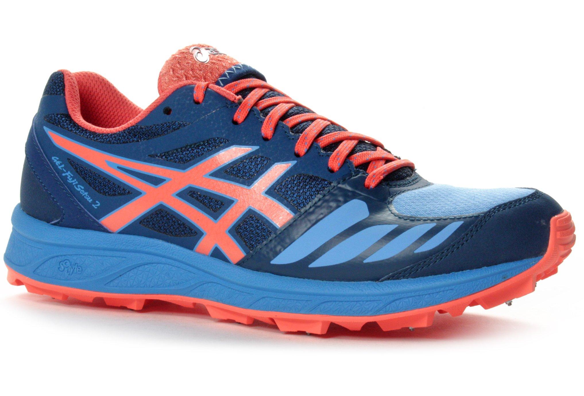 Asics Gel-Fujisetsu 2 w diététique chaussures femme