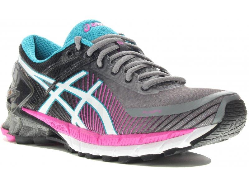 asics gel kinsei 6 w pas cher chaussures running femme running route chemin en promo. Black Bedroom Furniture Sets. Home Design Ideas