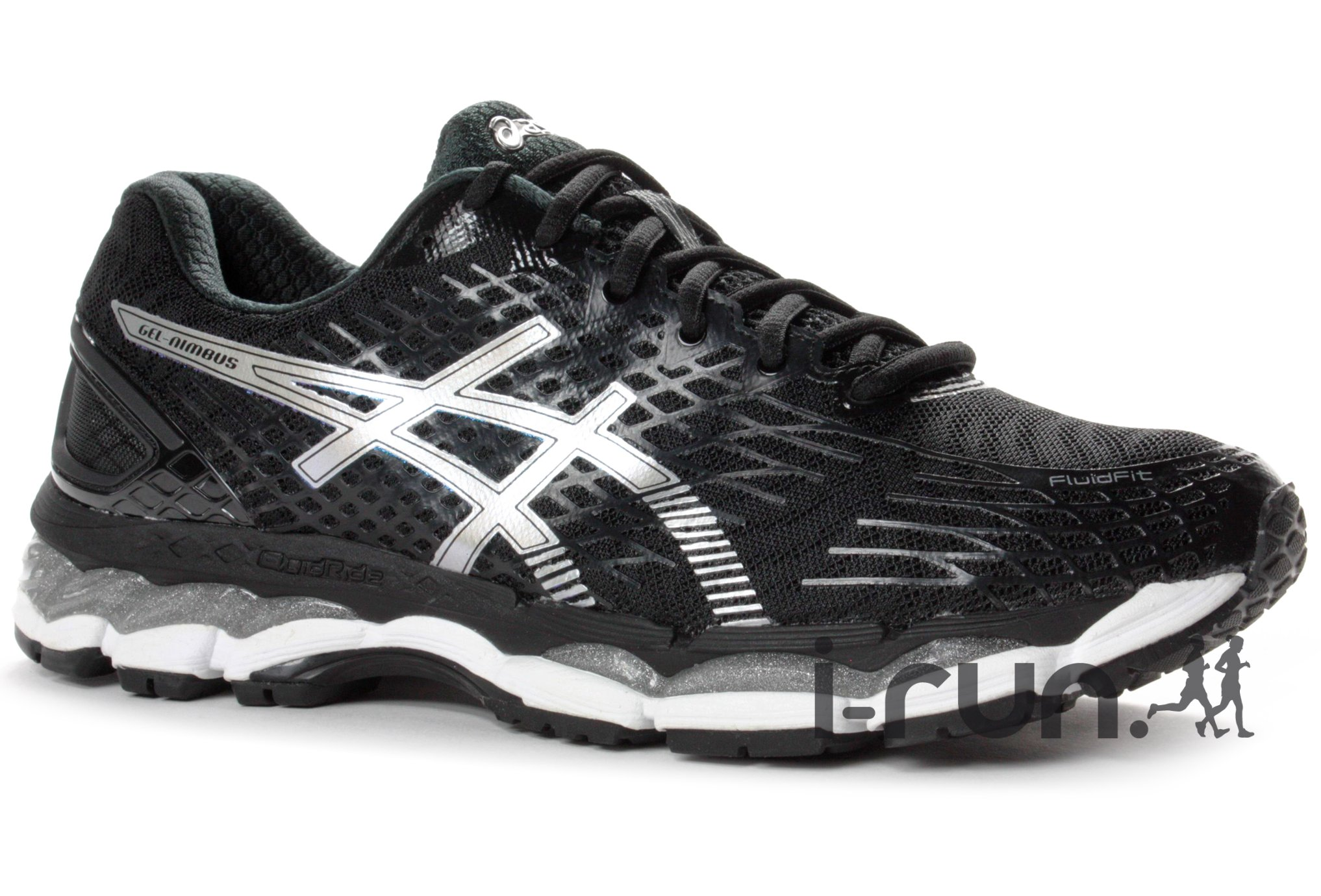 asics gel nimbus 17 m pas cher avis prix et test. Black Bedroom Furniture Sets. Home Design Ideas