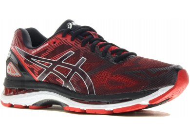 asics rouge chaussure