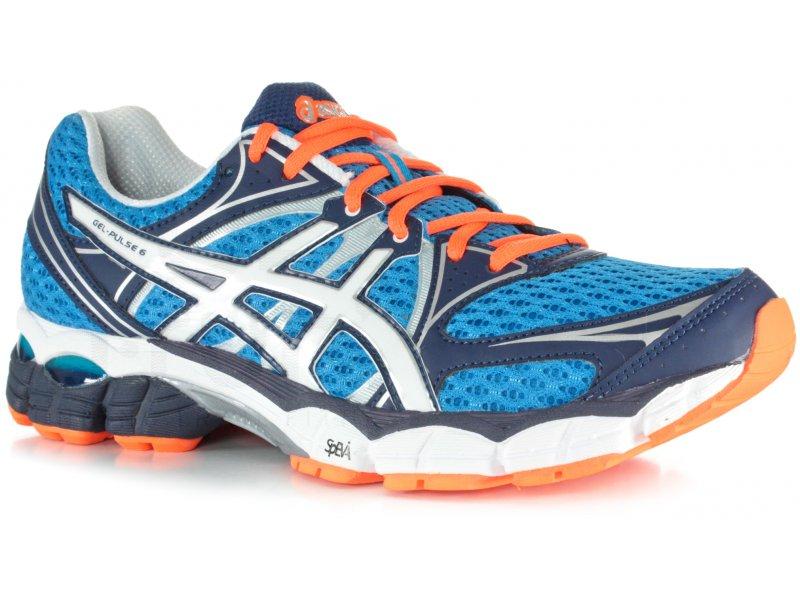 Asics gel pulse 6 m pas cher destockage running chaussures homme en promo - Gel aloe vera pas cher ...
