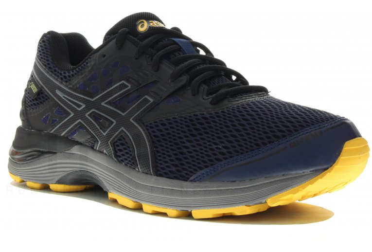 asics zapatillas running gel pulse 9 azul