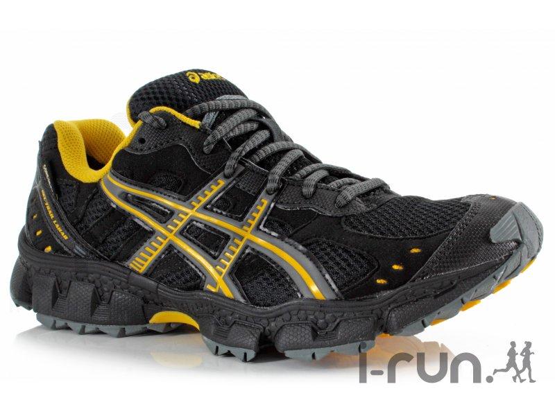 asics trail chaussures hommes gore tex