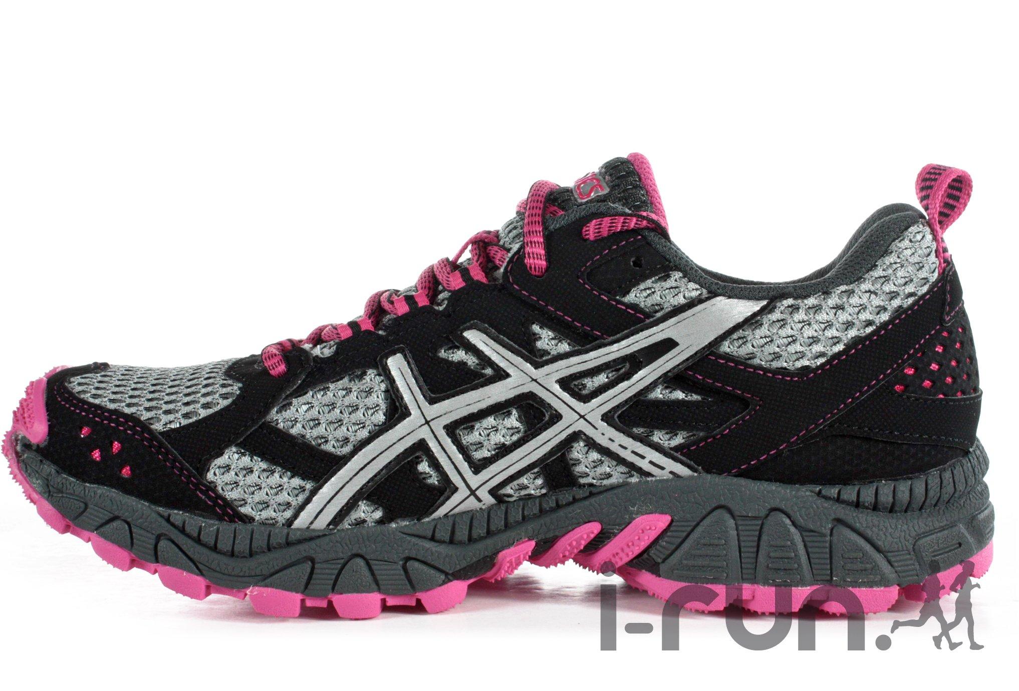 asics trail lahar femme. Asics Gel Trail Lahar 5 W Asics - Gel Trail Lahar  5 Gore Tex Noire Chaussures Trail femme - T3K8N 9093 - 3491cb74bae2