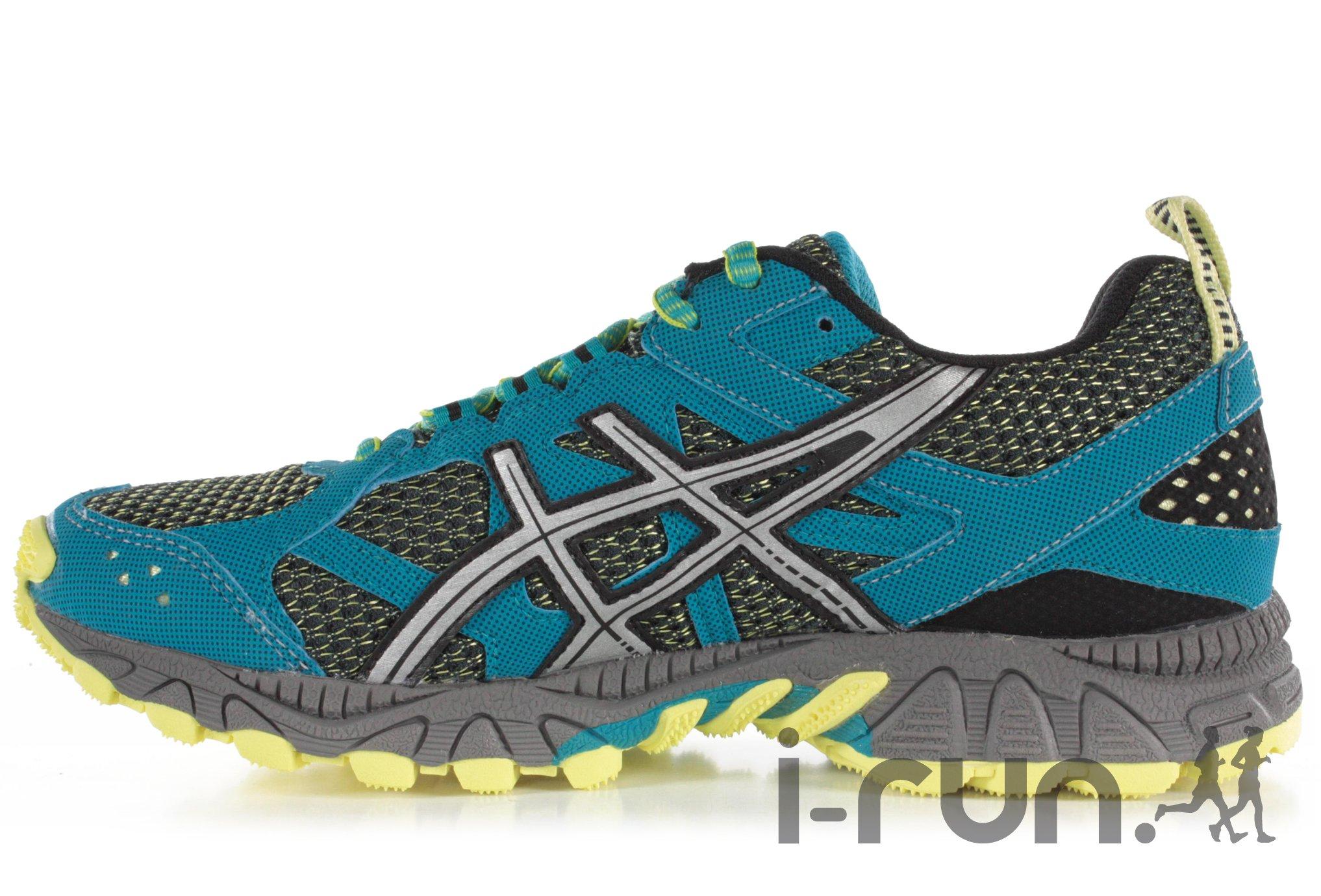 chaussure trail asics gore tex femme