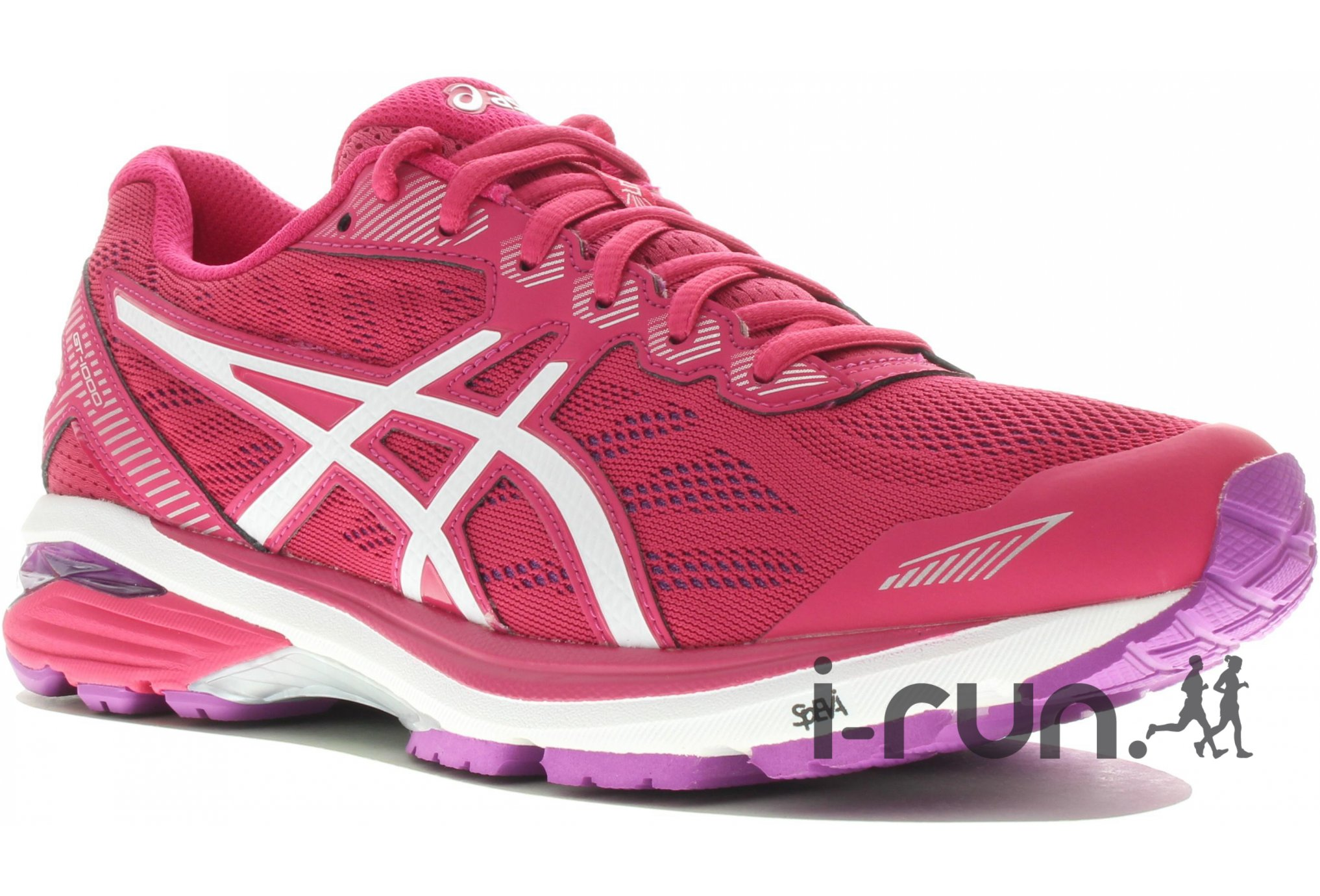 trail session asics gt 1000 5 w chaussures running femme. Black Bedroom Furniture Sets. Home Design Ideas